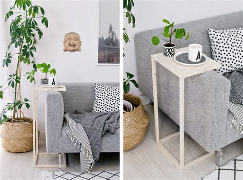 mesita auxiliar sofa decoraci 243 n f 225 cil diy mesita auxiliar para sof 225
