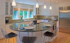Rounded Kitchen Island round kitchen island on pinterest kitchen islands kitchens and