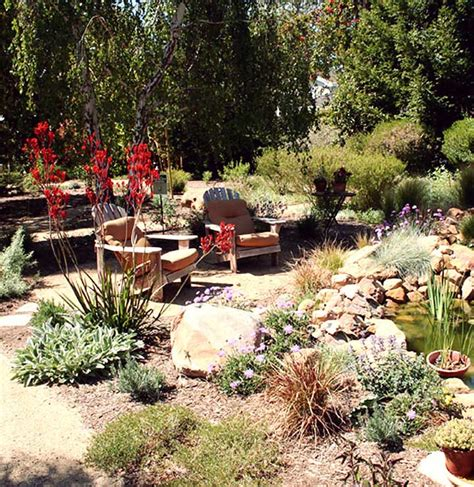 oaks landscaping low water landscaping great landscaping ideas for a modern lowwater garden with low water