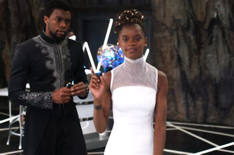 letitia wright money letitia wright is nervous about black panther scene