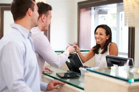 What Is Front Desk Receptionist by A Day In The Of A Hotel Receptionist