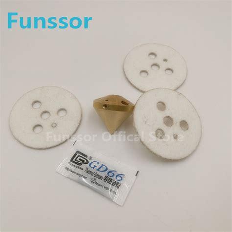 Diamond Hotend Ceramic Insulators Kit With Insulators