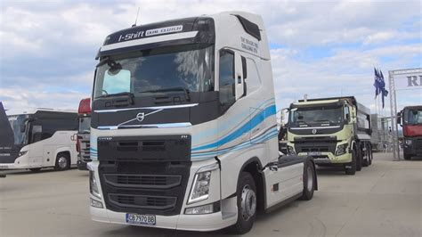 volvo truck 500 volvo fh 500 i shift dual clutch 4x2 tractor 2016