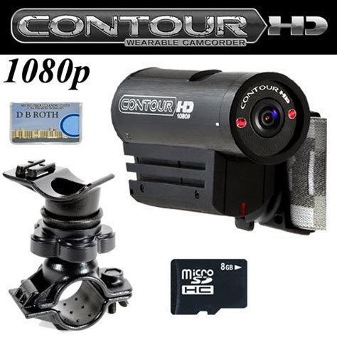 contourhd 1080p helmet vholdr contourhd 1080p hd helmet wearable camcorder bike
