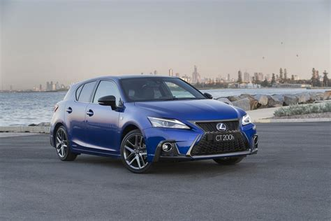 lexus ct200 2018 2018 lexus ct200h range review the spot lexus ct200h