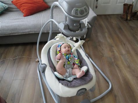 graco duet soothee swing rocker reviews graco duet soothe swing rocker review babygearlab