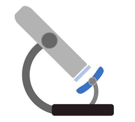 Microscope Clipart For