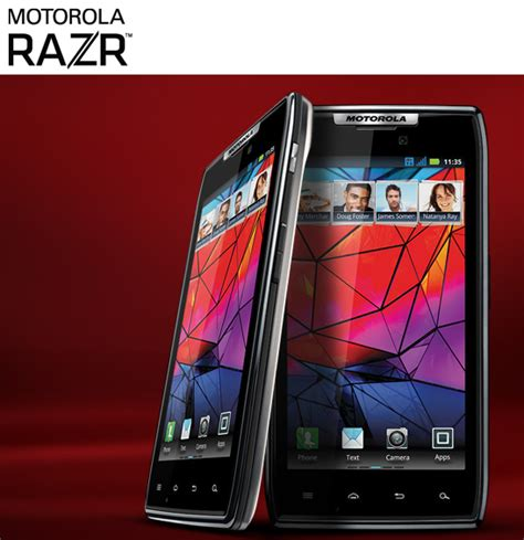 Handphone Motorola Android android handphone the next wave of smart phone android handphones thinnest motorola razr