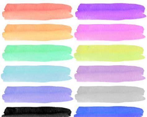 color swipe paint swipe clipart 36