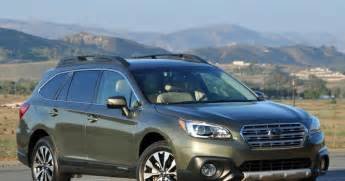 subaru outback 2016 green driven 2015 subaru outback has been redesigned for