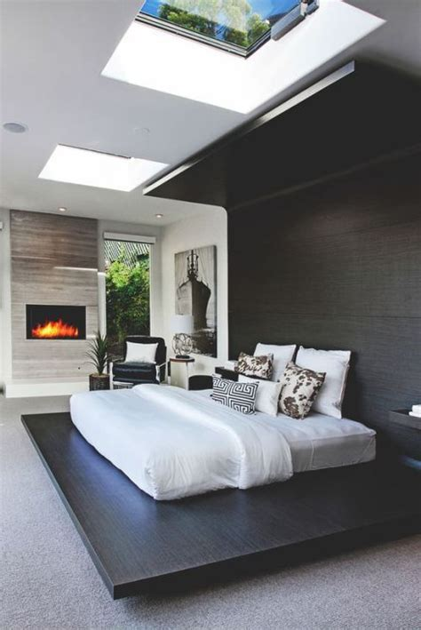 small modern bedroom ideas  pinterest modern
