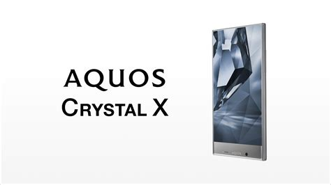 Cryatal X sharp aquos is likely sprint s announcement tomorrow