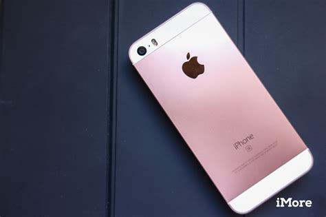 iphone 5a iphone se review one month later imore