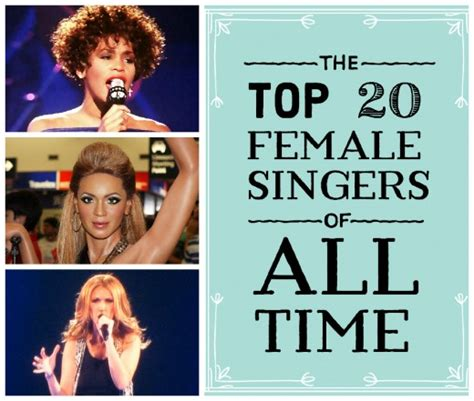top 20 of all time top 20 best singers of all time spinditty