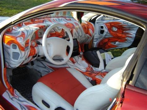 Upholstery Paint For Cars by 1997 Mitsubishi Eclipse Custom Paint Custom Paint