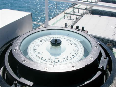 swinging the compass magnetic compass adjustment marine compass correction