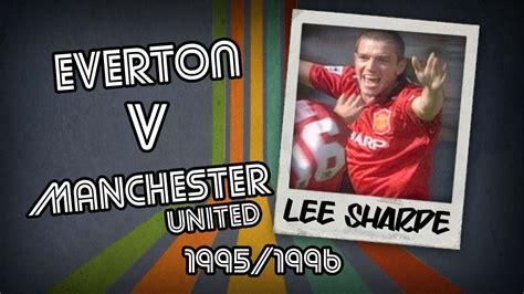 Dvd 1996 All The Goals sharpe everton v utd 95 96 retro goal