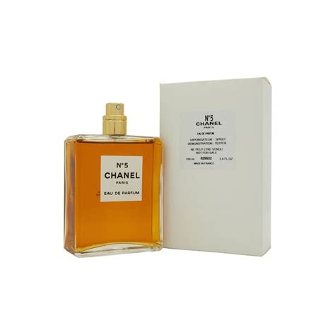 And For Edp 100ml Tester chanel no 5 tester 100ml edp l sp