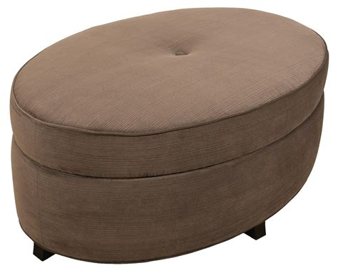 oval storage ottoman betty betty oval storage ottoman for living room