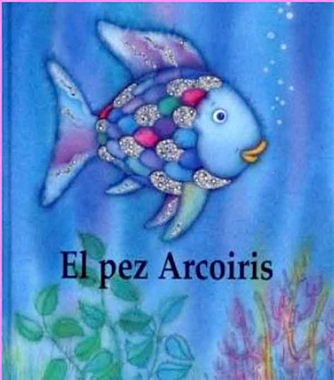 imagenes de dibujos animados el pez arcoiris
