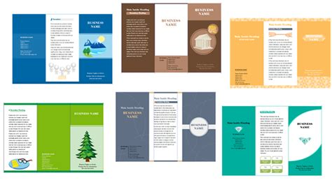 brochure template maker 6 tips to make your brochure stand out
