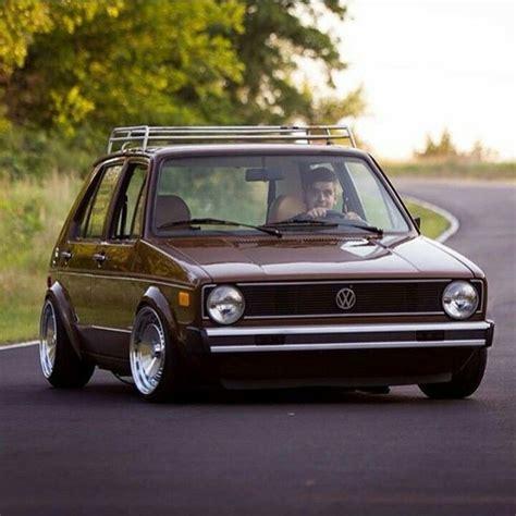 volkswagen golf mk1 vw golf mk1 vw golf mk1 auto pinterest beautiful