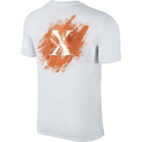 T Shirt La Decima nike mens rafa la decima limited edition t shirt white