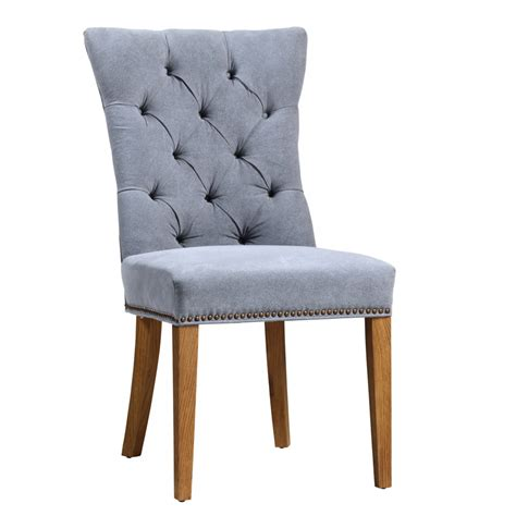 blue tufted dining room chairs dining chairs design