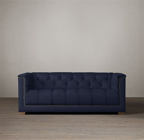 Savoy Sofa Restoration Hardware by 6 Savoy Upholstered Sofa Sofas Restoration Hardware