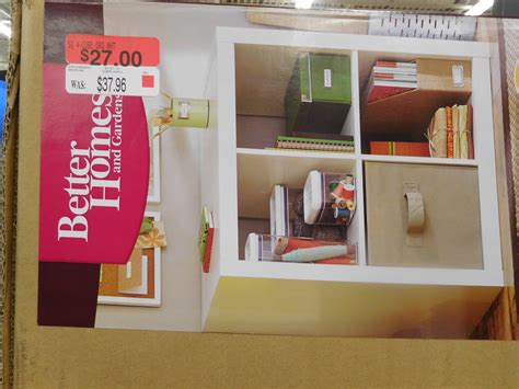better homes and gardens cube organizer desk walmart clearance better homes and garden pub set desk