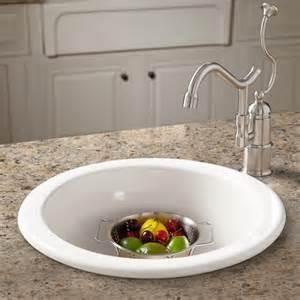 9 quot infinite narrow stainless steel undermount prep sink