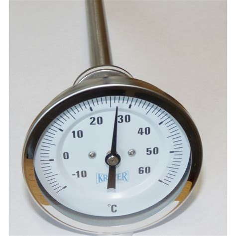 Termometer Analog thermometer analog tauchschafth 220 lse