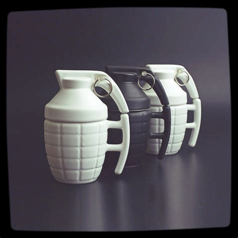 coolest coffe mugs grenade unique coffee mug best coffee mugs