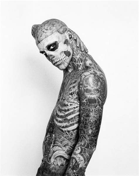 full body tattoo tan 17 best images about hot men rick genest on pinterest