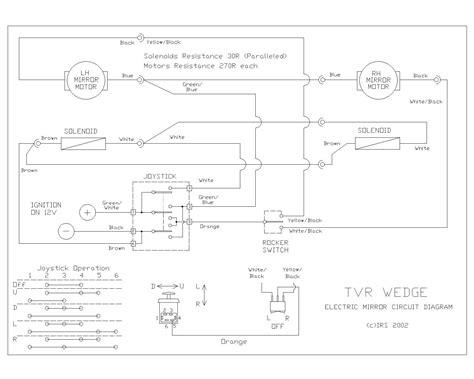 s3 electric mirror schematics page 1 s series