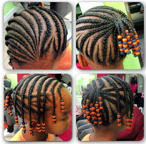 braided hairstyles with beads braids for kids nice hairstyles pictures