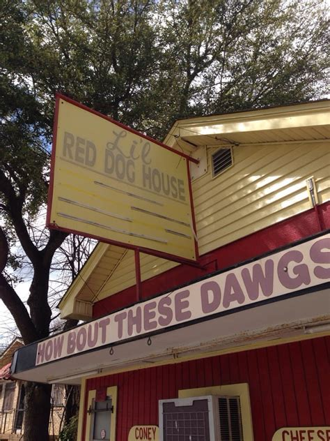 dog house hot dogs little red dog house hot dogs albany ga united states reviews photos yelp