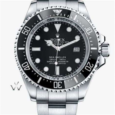 Rogers Mba Pci P by Rolex Sea Dweller Sea 116660 Edinburgh