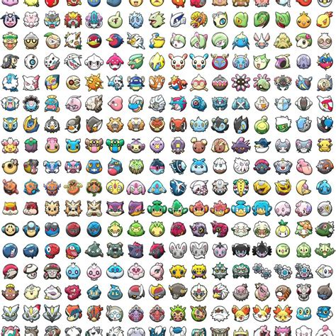 html pattern for characters all pokemon characters pattern