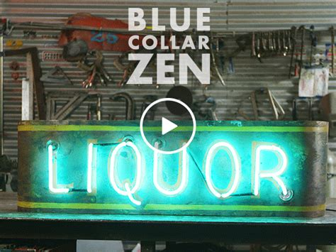 old school neon tattoo sign watch a master craftsman make an old school neon sign by