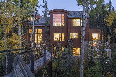 corner house telluride oprah winfrey spent 14 million on this high tech colorado ski home