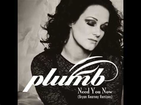 Where Is Plumb Now by Plumb Need You Now How Many Times Bryan Kearney Remix