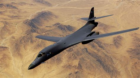Bomber Us Army X wallpaper b 1 lancer supersonic strategic bomber rockwell u s air boeing