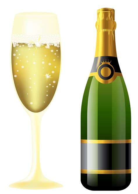 cartoon wine png bottle of sparkling wine clipart clipground