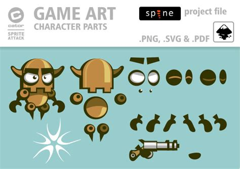 inkscape tutorial character 2d game art for free