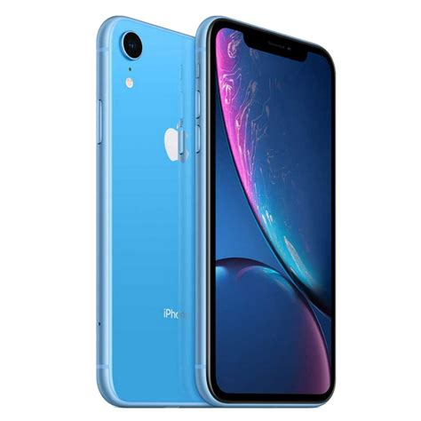 apple iphone xr gb azul libre