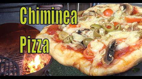 chiminea cooking youtube chiminea pizza oven cooking youtube