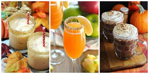 fall cocktails 25 best fall cocktails drink recipes perfect for autumn