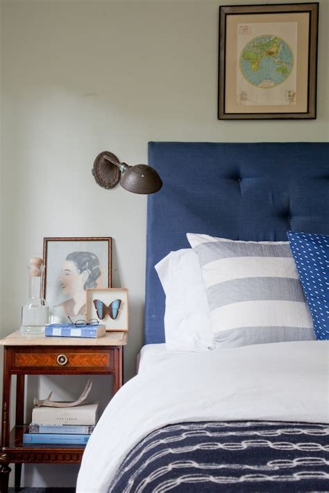 emily henderson bedroom how to decorate your apartment with navy blue stylecaster