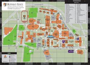Buffalo State Campus Map by Housing Amp Travel Commonbound By The New Economy